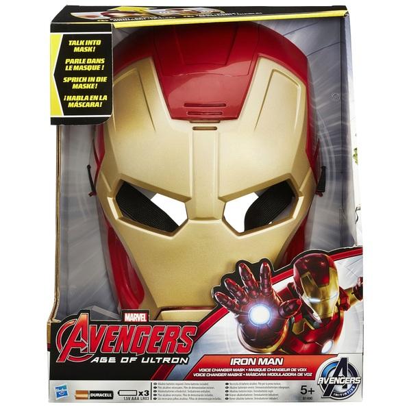 Marvel - The Avengers: Age of Ultron Stimmenverzerrer Maske, sortiert