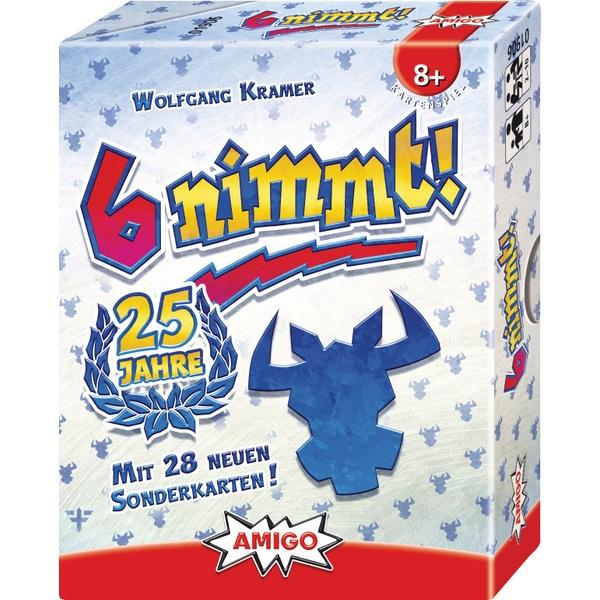 Amigo - 6 Nimmt! 25 Jahre Jubiläumsausgabe