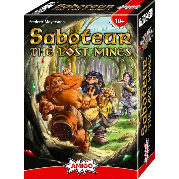 Amigo - Saboteur:The Lost Mines