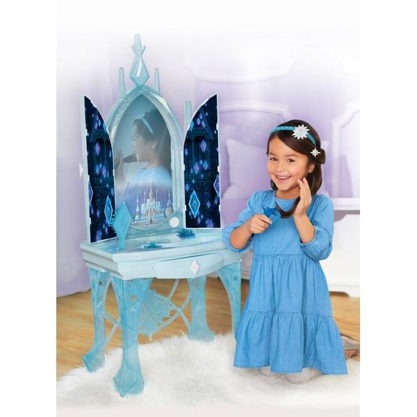 Disney Die Eiskonigin 2 Elsa S Frisiertisch Smyths Toys Superstores