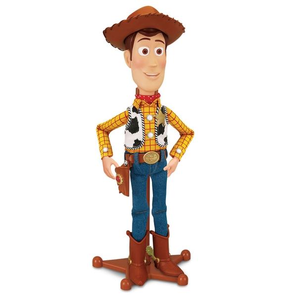 Toy Story 4 - Sprechender Deluxe Woody