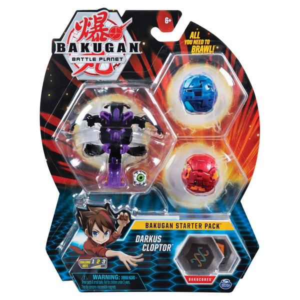 Bakugan - Starter Pack, sortiert