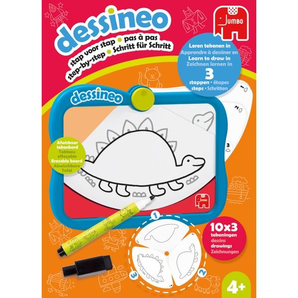 Jumbo - Dessineo Doodle