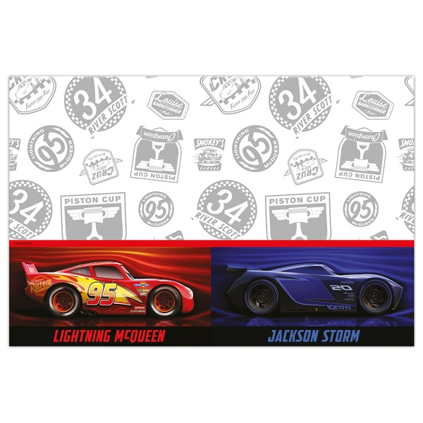 Disney Cars - The Legend of the track, Tischdecke