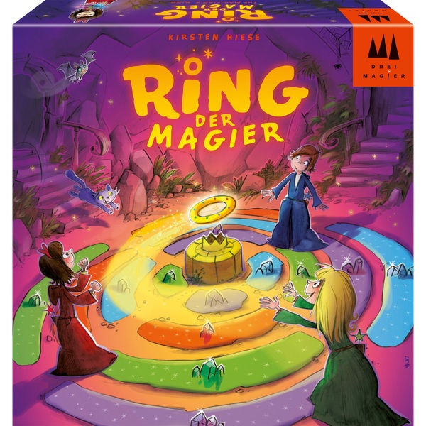 Drei Magier - Ring der Magier