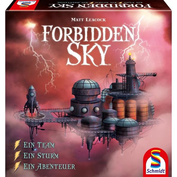 Schmidt Spiele - Forbidden Sky