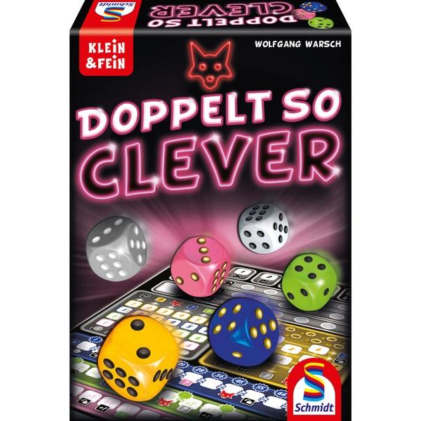 Schmidt Spiele - Doppelt so clever