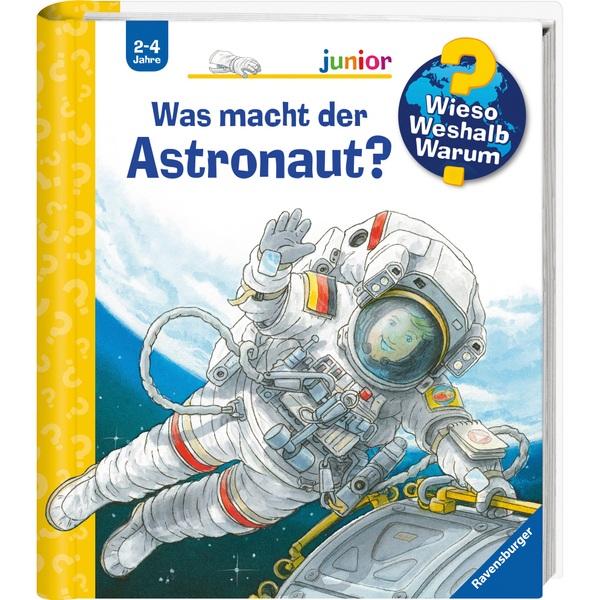 Ravensburger - Wieso? Weshalb? Warum? Junior: Was macht der Astronaut?