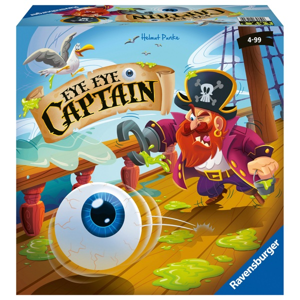 Ravensburger - Eye Eye, Captain!