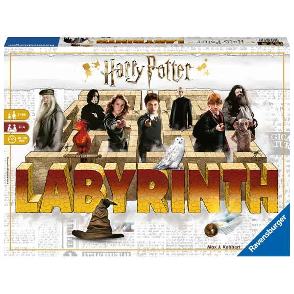 Ravensburger - Harry Potter: Labyrinth