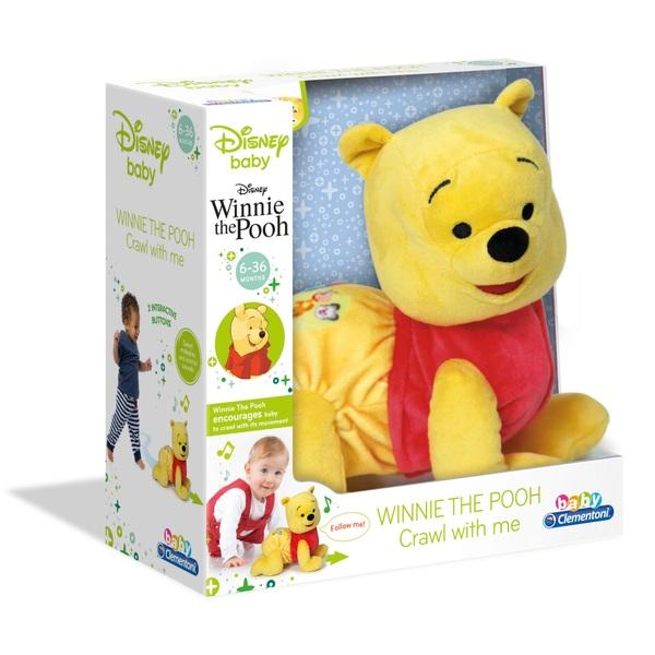 Winnie Puuh Krabbel mit mir | Smyths Toys Superstores