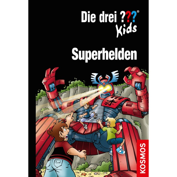 Kosmos - Die drei ? ? ? Kids: Superhelden