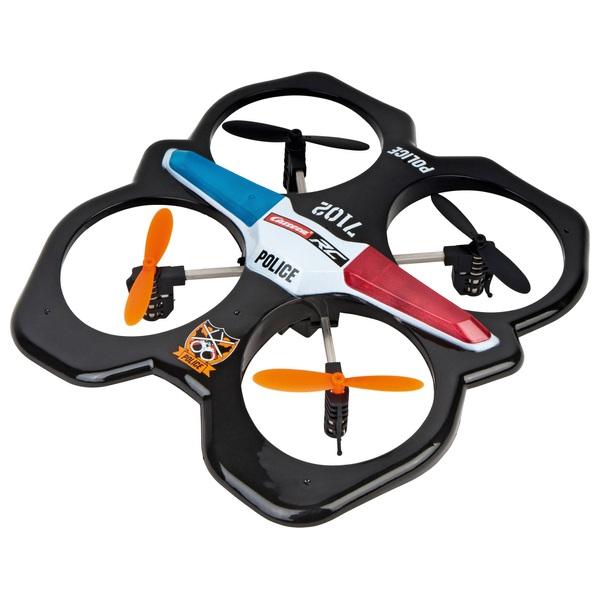 Carrera RC - Quadrocopter, Polizei