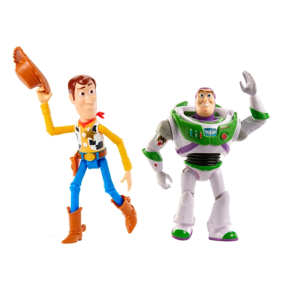 Mit Woody & Buzz Lightyear: Bilder & Infos zu Toy Story 4