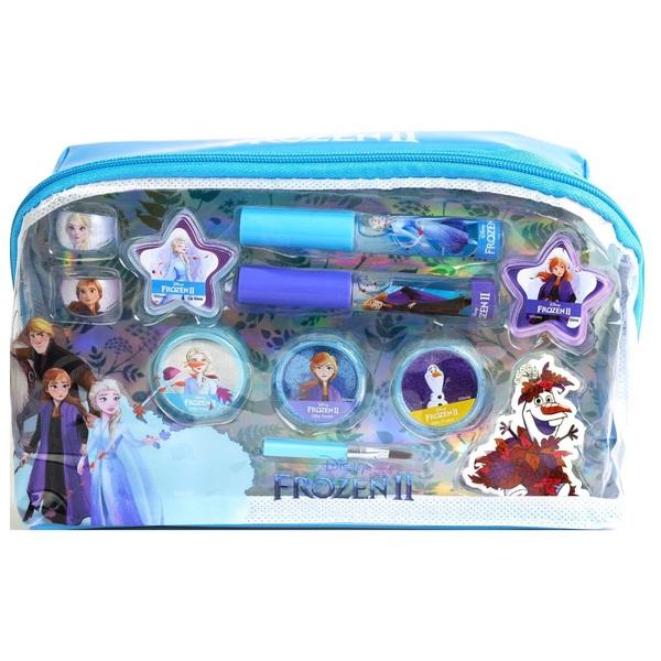 Disney Die Eiskonigin 2 Make Up Tasche Smyths Toys Superstores