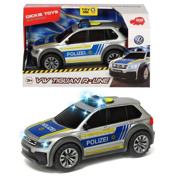 Dickie Toys - Police VW Tiguan R-Line