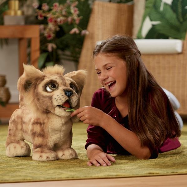 FurReal Friends - Disney König der Löwen Brüllender Simba