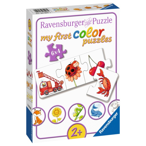 Ravensburger - Puzzle: My first Color Puzzle