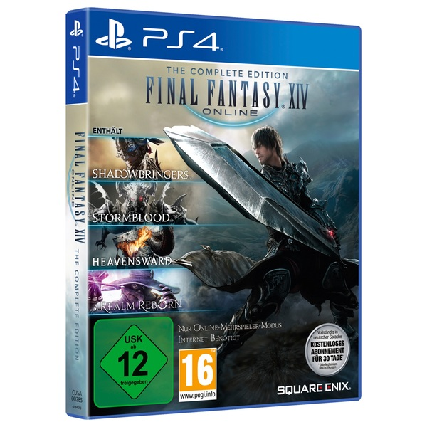 Sony PS4 - Final Fantasy XIV Complete Edition