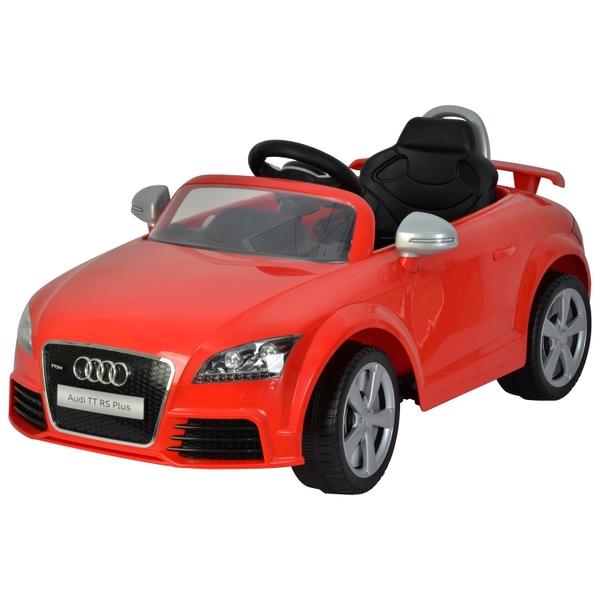 Audi TT RS Plus 6V, rot