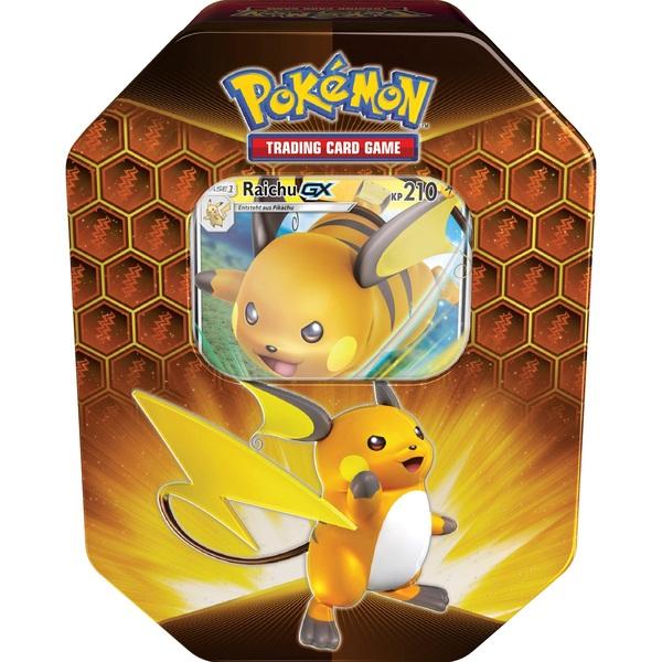 Pokémon - Tin 80 Raichu-GX