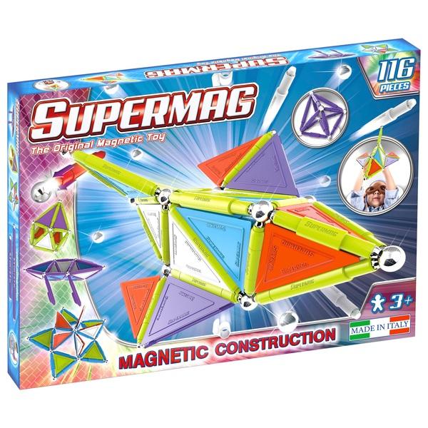 Magnet-Bausatz Supermag Tags Trendy 116