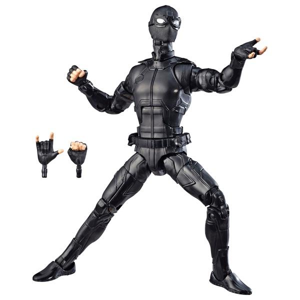 Marvel - Spider-Man: Stealth Suit, Legends Series