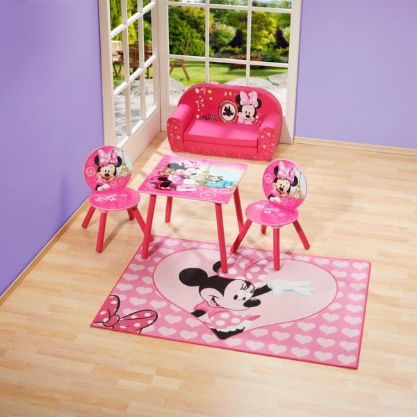 Minnie Mouse Sitzgruppe 3 teilig | Smyths Toys Superstores