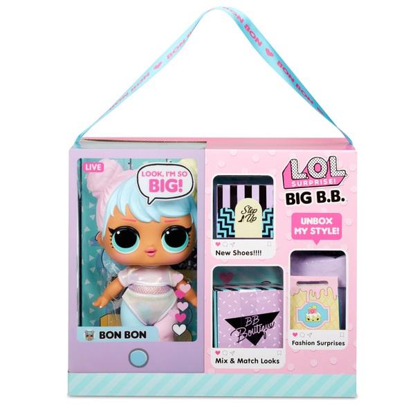 L.O.L. Surprise! Big B.B. Bon Bon Puppe