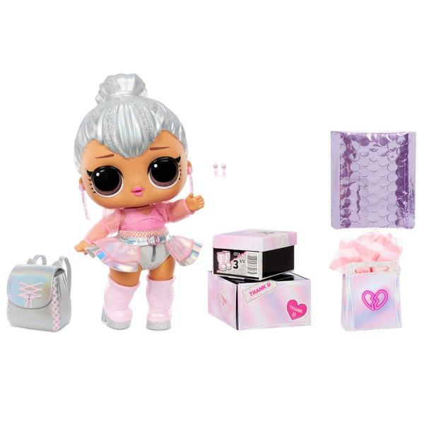 L.O.L. Surprise! Big B.B. Kitty Queen Puppe