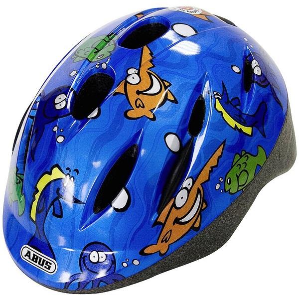 ABUS - Fahrradhelm Smooty Ocean S