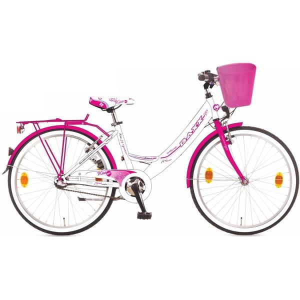 Baxx 26 Zoll Citybike Kira Bff Weißrosa Fahrräder 26 Zoll Deutschland