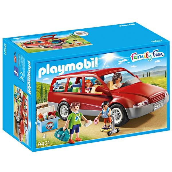 PLAYMOBIL - 9421 Familien-PKW
