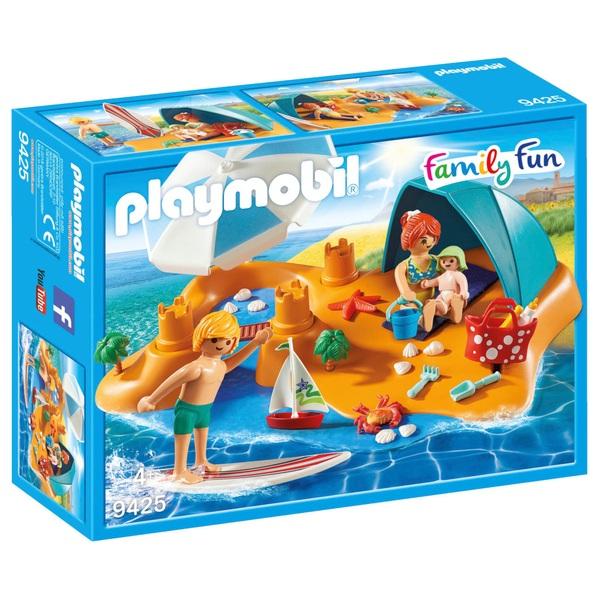 PLAYMOBIL - 9425 Familie am Strand
