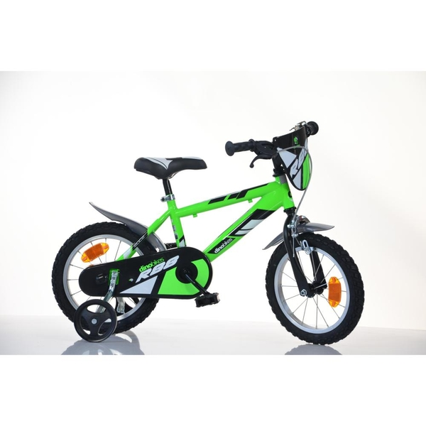 Protype 16 Zoll Kinderfahrrad Ben Grünschwarz Fahrräder 16
