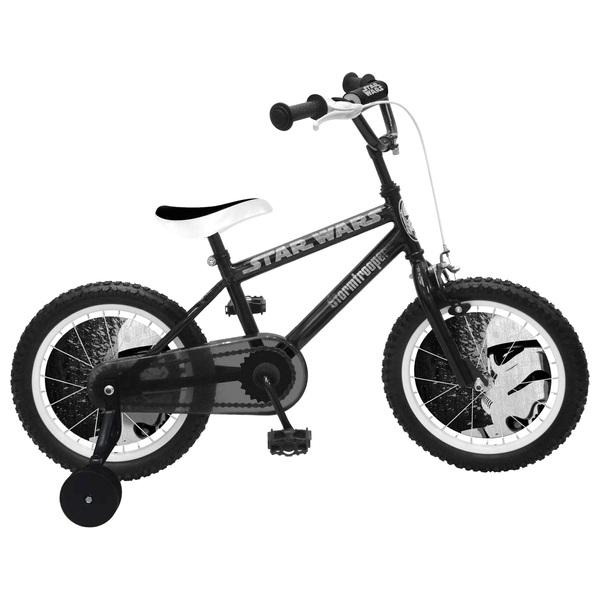 Star Wars - 16 Zoll Kinderfahrrad - Fahrräder 16 Zoll Deutschland