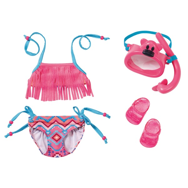 BABY born - Play & Fun Deluxe Schwimm-Set