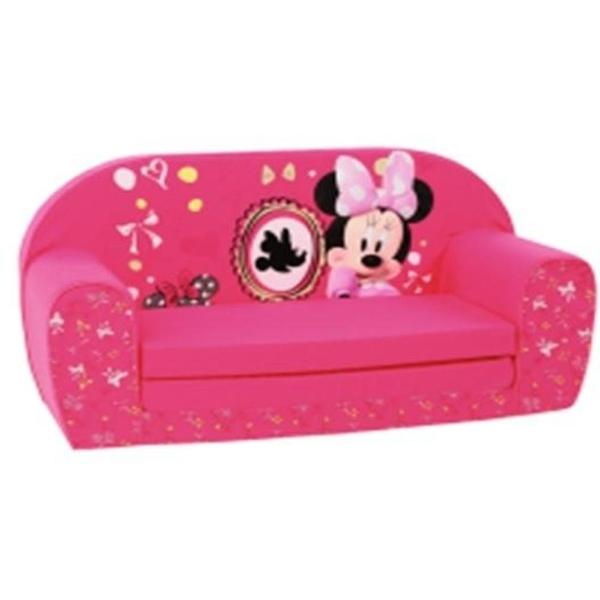 Simba - Minnie Mouse Fashionista Sofa pink - Kindermöbel Deutschland