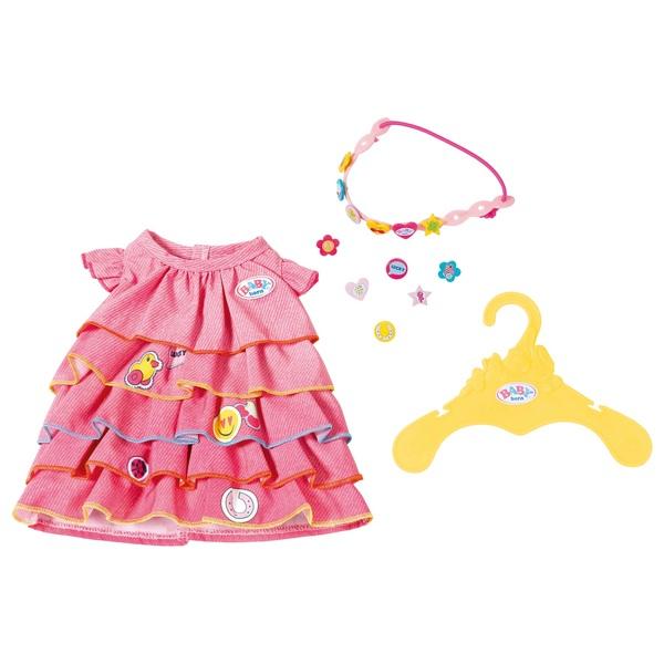 BABY born - Sommerkleid mit Pins