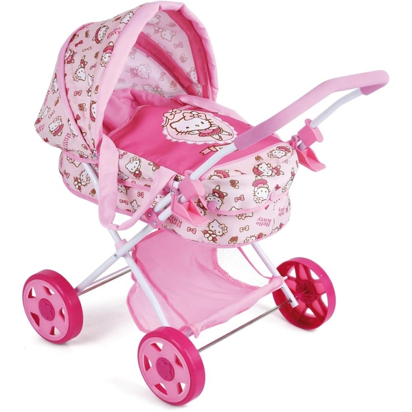 Hauck Toys - Puppenwagen, Hello Kitty