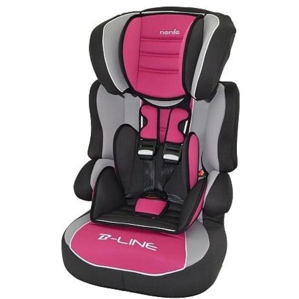 Nania - Kindersitz Beline SP Luxe, Agora Framboise
