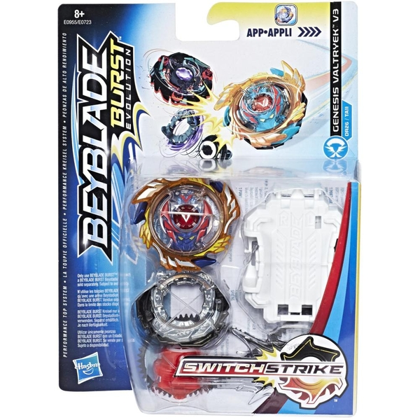 Beyblade - Burst: Switch Strike Starter Pack, sortiert