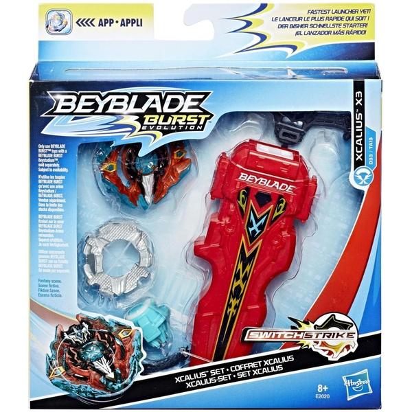 Beyblade - Burst: Xcalius, Schwert-Starter