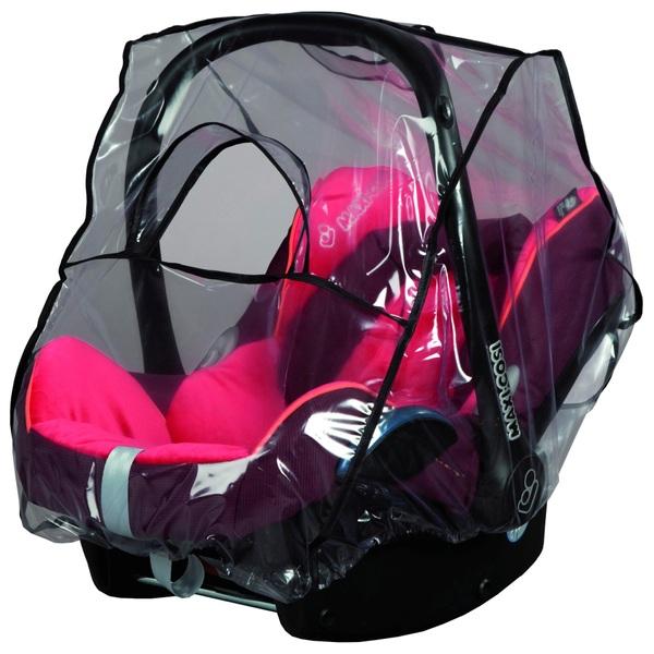Sunny Baby - Regenverdeck für Babyschalen, Folie
