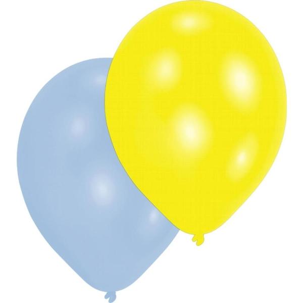 Riethmüller - Latexballons Perlmutt, sortiert, 10 Stk.