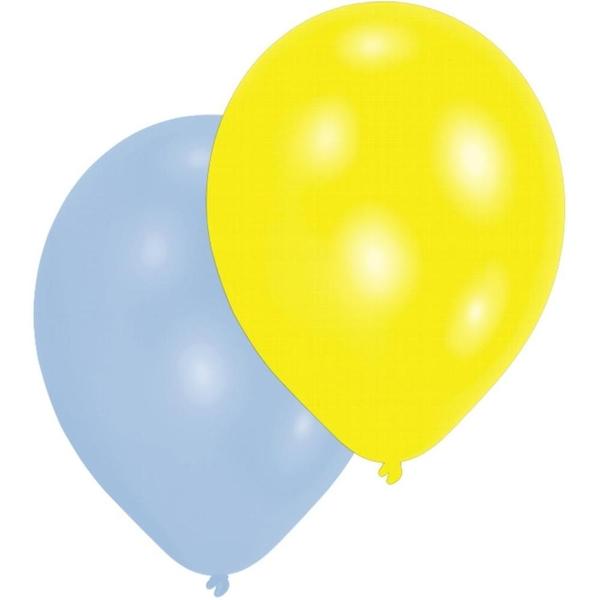 Latexballons Perlmutt, sortiert, 25 Stk.