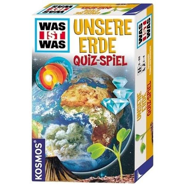 Kosmos - WAS IST WAS: Unsere Erde