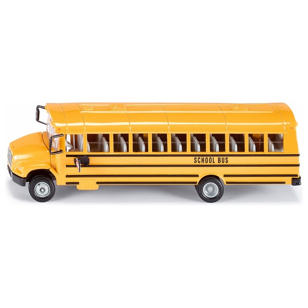 SIKU Super - 3731: Schulbus, 1:55