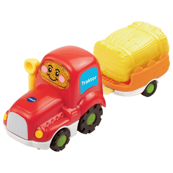 VTech - Tut Tut Baby Flitzer: Traktor und Anhänger