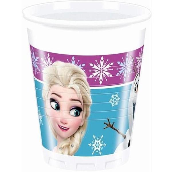 Disney Die Eiskönigin - Nordlichter: 8 Plastikbecher
